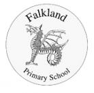 Falkland Primary School logo