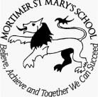 Mortimer  St  Mary's  C.  E.  (VA)  Junior  School logo